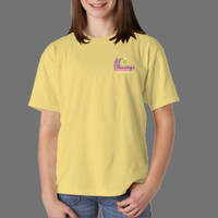 Youth Comfort Colors Short Sleeve